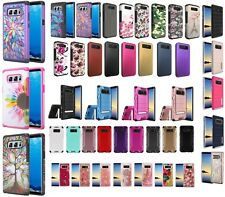 Samsung Note 8 Slim Hybrid Hard Case Shockproof Diamond Cell Phone Case Cover