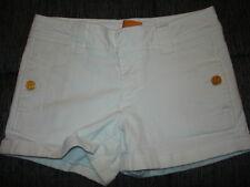 TORY BURCH Women's White Shorts Size 25