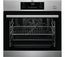 AEG BES352010M Steambake Electric Oven Stainless Steel HA1973