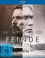 Feinde - Hostiles [Blu-ray/NEU/OVP] Knallharter, düsterer Western mit Christian
