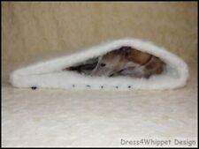 Kuschelhöhle für Windhund & Co. - Wollschweinchen Optik -°Das Original°