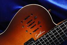 GODIN BARRITONE A6 ELECTRO ACOUSTIC GUITAR w GODIN SOFT SIDE CASE