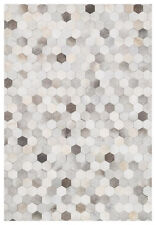 NEU KUHFELL PATCHWORK TEPPICH. Vip-Leather