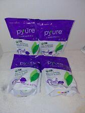 4x Pure Organic Stevia Powder Natural Sweetener 0 Calorie Sugar Substitute 16 oz