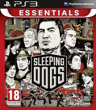 NEW Sleeping Dogs: PlayStation 3 Essentials (PS3) - 1st Class Delivery