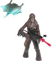 Star Wars The Empire Strikes Back Chewbacca Mynock Hunt Action Figure