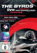 DVD NEU/OVP - The Byrds - Live - Featuring Bob Dylan & Earl Scrugs & Band