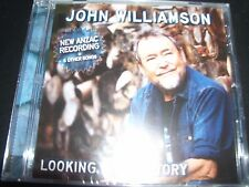 John Williamson Looking For A Story Rare (Australia) CD EP – New