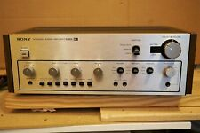 Sony Ta-5650 Vfet Integrated Amplifier - serviced / Preventive Update installed