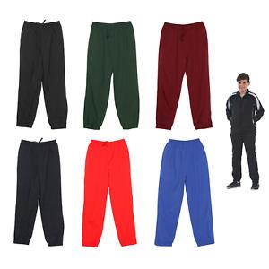 KIDS LEGEND PANTS School Tracksuits Track Suit Warm Uniform Sport Team Boys Girl