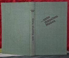 Gote, ... unter doppeltem Namen, Prämienbuch des VEB Zahlen-Lotto, 1959