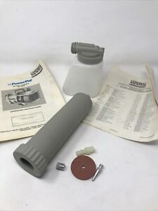CAMPBELL HAUSFELD #MT3000 PowerPal Parts and Instructions Spray Bottle Caulk App