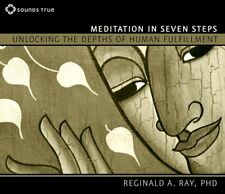 Meditation in Seven Steps by REGINALD A. RAY, PHD, Audiobook, Audio CD