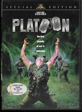 Platoon (Dvd, 2006) Widescreen Charlie Sheen Willem Dafoe