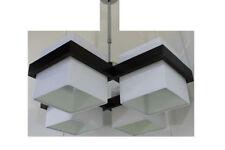 Plafonniers et lustres suspensions blancs en tissu pour la maison