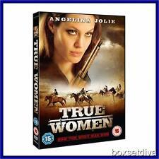 TRUE WOMEN -  Angelina Jolie  &  Dana Delaney  *BRAND NEW DVD*