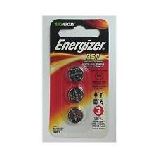 Energizer 357BPZ3 General Purpose Batteries 1.5 Volt 3 Pack