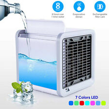 Portable Mini Air Conditioner 3 in 1 Unit Cooling Fan Humidifier Purifier Cooler