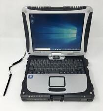 Panasonic Toughbook CF-19 Mk4 Core i5 1.2ghz Ghz 4gb 160GB HDD Windows 10 Pro