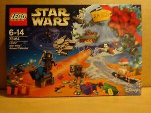 LEGO® 75184 - Star Wars - Adventskalender 2017 - NEU - OVP