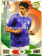 Adrenalyn XL - Andrea Ranocchia - Italien - Road to 2014 FIFA World Cup Brazil