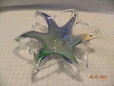 Vintage Murano Art Glass Bowl