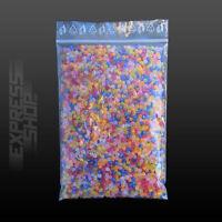 Druckverschlussbeutel Versand Taschen Papier Tüten Kreuz Boden Plastik Luft c