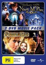 Nanny McPhee  / Peter Pan (DVD, 2007, 2-Disc Set)