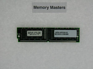 MEM-NP32M-M 32MB Approved Main Memory for Cisco 4000-M Series