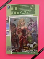 Teen Titans Vol 1 Blinded By The Light TPB DC 2015 NM