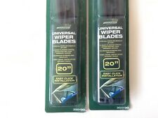 """Windscreen Wipers, 2 Sets,  20"""" Universal, Car Accesories, Replacement Part/Car"""