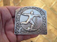 MEDAILLE ANCIENNE FOOTBALL  DISTRICT DE LA VIENNE 1959  SPORT SIGNEE HOCHARD