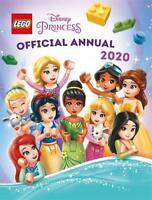 Lego Disney Princess: Official Annual 2020 (Annual Lego Disney), , New,
