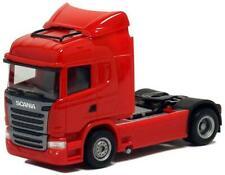 Herpa LKW Scania R Highl/Aerop SZM rot