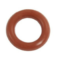 50 Pcs Red Silicone O Ring Seal Washers 10mm x 6mm x 2mm AD