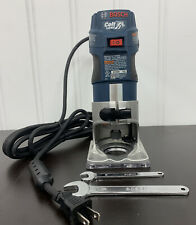 Bosch PR20EVS 1 HP Variable Speed Palm Router Open Box