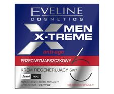 Eveline Cosmetics Men X-treme Anti-Edad Crema Antiarrugas Regenera 6in1