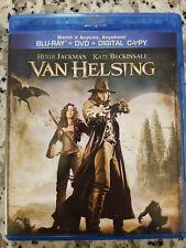 Van Helsing (Blu-ray/Dvd, 2011, 2-Disc Set + Digital Copy)