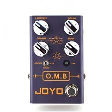 Joyo Audio Revolution R-06 OMB Looper and Drum Machine Guitar Effects Pedal