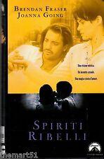 Spiriti Ribelli (1999)  VHS CIC   Brendan Fraser Joanna Going