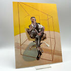 Francis Bacon - Vintage Book Page - Art Piece Print Poster Tate Michel Leiris