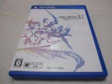 Not SAL 7-14 Days to USA Airmail. Vita Final Fantasy FF X-2 HD Remaster Japanese