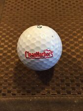 LOGO GOLF BALL-CLEAN HARBORS....COMPANY