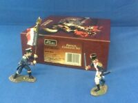 William Britain Napoleonic French Command Set 00151