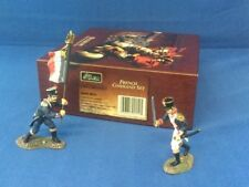 Boxed William Britains Waterloo French Command Set 00151 Toy Soldiers ERTL
