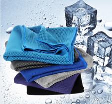 Sporthandtuch Fitnesshandtuch kühlendes Fitness Handtuch Kühlhandtuch Cooling