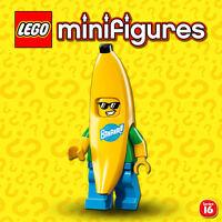LEGO Minifigures #71013 - Serie 16 - Garçon Banane / Banana Guy - NEW - SEALED