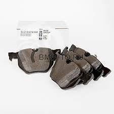 Rear Brake Pad Set Genuine BMW 3 Series F30 1 Series F20 F22 F32 34216873093