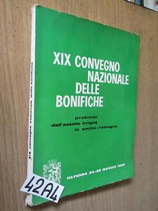 XIX CONVEGNO NAZIONALE DELLE BONIFICHE (42A4)