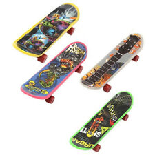 4X(Mini 4 Pack Finger Board Tech Deck Truck Skateboard Toy Gift Kids Child D5Y8)